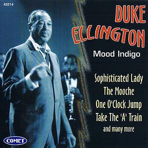 DUKE-ELLINGTON-034-Mood-Indigo-034-Jazz-CD-15-Tracks-NEU-amp-OVP-Comet-1997