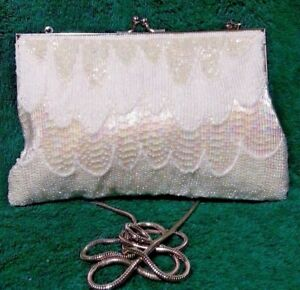 Aurora-Borealis-Hand-Beaded-Clutch-Shoulder-Handbag
