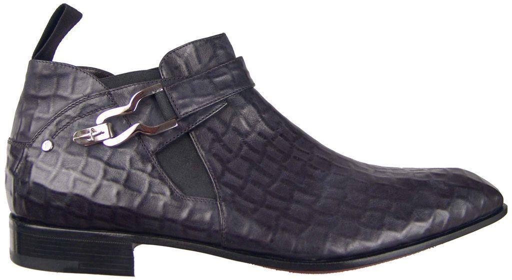 990 Authentique Cesare Paciotti Bottines US 8 Italian Designer chaussures