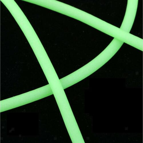 Silikon Rig Ärmel Luminous Silikon Rig Tube Leuchtschlauch Silikonschlauch