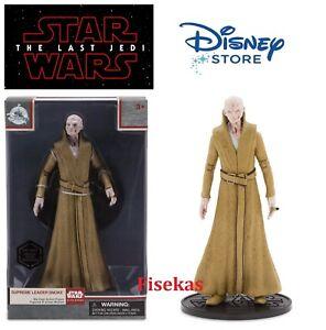 Star-Wars-Last-Jedi-Disney-Store-Supreme-Leader-Snoke-Elite-Series-Figure-NEW