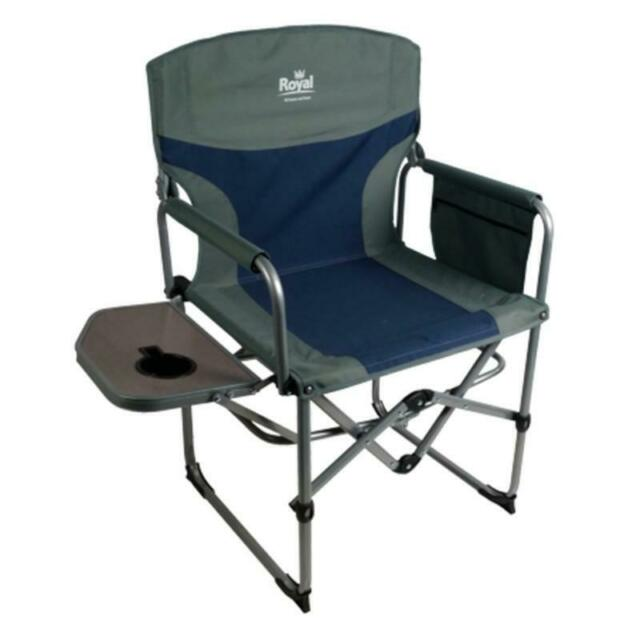 ARB Touring Folding Camp Chair With Side Table