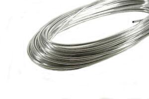 1-Metres-Chrome-Bowden-Etui-Course-Teflon-Metre-5mm-Velomoteur-Cable-sous