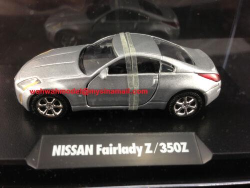 TAMIYA 23717 1//64 NISSAN 350Z Z34 DIE-CAST with BOX