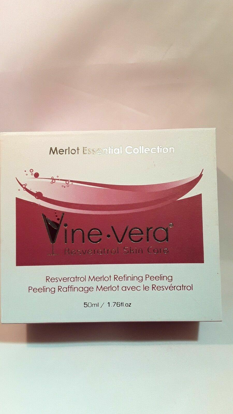 Vine Vera Resveratrol Merlot Refining Peeling 50ml For Sale Online Ebay