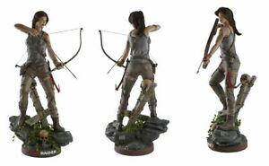Tomb Raider 2013 Lara Croft * 1:1 Full-Life-Size Statue Figur * auch Mist Oxmox