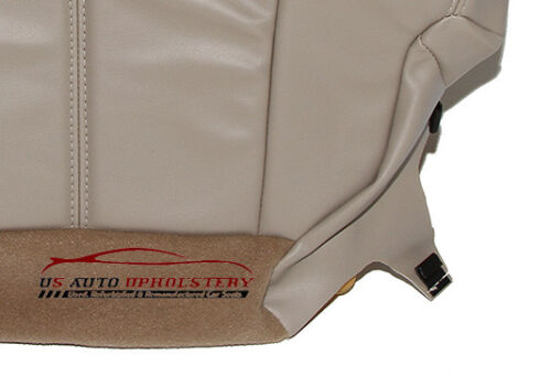 SLE, 4X4, AWD Passenger Bottom Leather Seat Cover In Shale Tan Details about  /2000 GMC Yukon