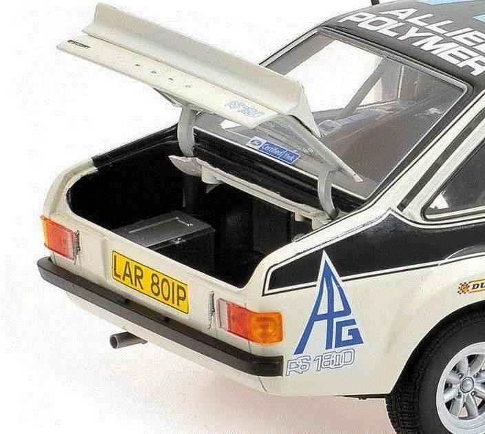 Ford Escort II RS1800 'Allied Polymer' Winners Rac Rally 1975 1975 1975 - 1 18 - ad07e6