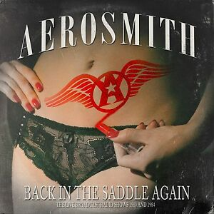 AEROSMITH-Back-In-The-Saddle-Again-The-Live-Broadcast-Radio-Shows-2CD-732056
