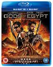 Gods of Egypt (bluray 3d Bluray) 2016 DVD