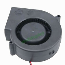 12V 97mm 97x33mm 9733S Brushless Blower Centrifugal Cooling Fan Big Airflow 2pin