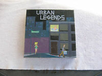 Urban Legends The Game 2006 Board Game By Kheper Games Inc.factory Sealed