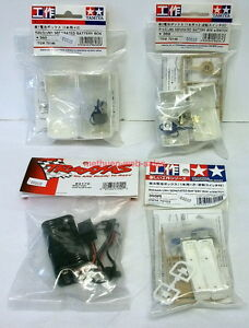 Tamiya-Traxxas-Battery-Boxes-AAA-AA-C-D-Sizes-NOS-School-Projects