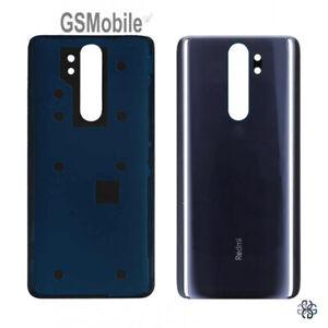 Tapa-Trasera-Bateria-Battery-Back-Cover-Adhesivo-Xiaomi-Redmi-Note-8-Pro-Negro