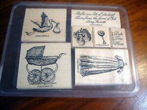 Stampin/' Up Buggies /& Booties Stamp Set