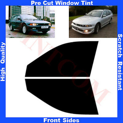 PreCut Window Film 5/% VLT Limo Black Tint for Mitsubishi Galant 1999-2003