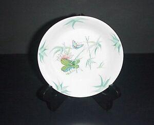 Georges-Boyer-Dessert-Bowl-Limoges-France-Butterfly-Design