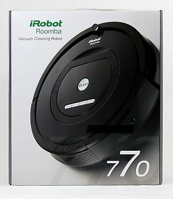 iRobot Roomba 770 Robotic Vacuum Cleaner  Free Ship USA 77002 - SHIPS WORLDWIDE!