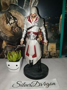 Assassins Creed Brotherhood Ezio Auditore Statue Figurine 7 Only