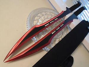 Titanium sword blade