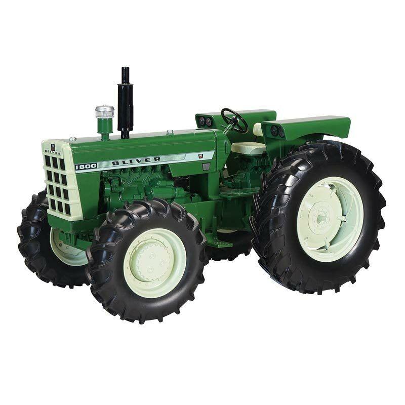 1 16 Haut Détail Oliver 1800 large front avec AFSF tracteur by specCast SCT708 Neuf dans sa boîte