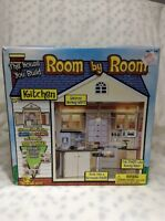 Kitchen Toy Island Room By Room Kitchen Doll House Room 10x10 Lights Sound