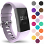 thumbnail 16 - For-Fitbit-Charge-3-Wrist-Straps-Wristband-Best-Replacement-Accessory-Watch-Band