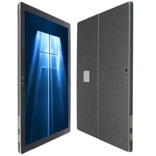 Skinomi TechSkin Brushed Steel /& Screen Protector for Surface Pro 4