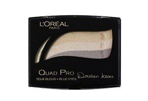 L-039-Oreal-Eyeshadow-Colour-Appeal-Quad-Pro-303-Beige-Taupe-Eye-Shadow-Powder