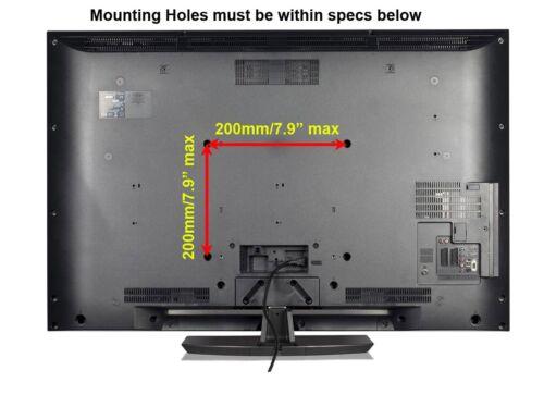 FULL MOTION TILT SWIVEL LED LCD TV WALL MOUNT BRACKET 23 27 32 35 36 37 40 42