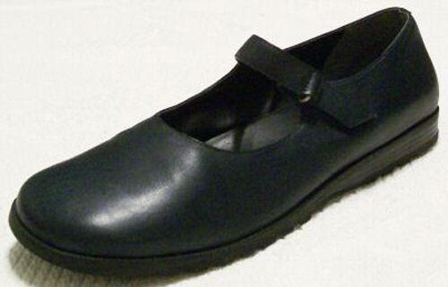 Nuevo Naturalizer de cuero para mujer Confort Confort Confort Mary Jane Zapato Plano Informal Slipon Sz 8.5 W  mejor opcion