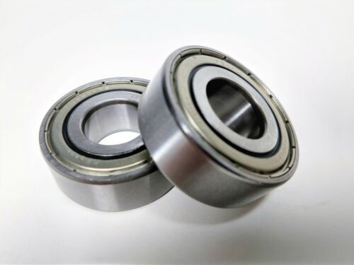 "Z9504-RST Lawn Mower Bearing 3//4/"" Bore **PAIR** 204BBAR P204RR6 JD9236 JD9296"