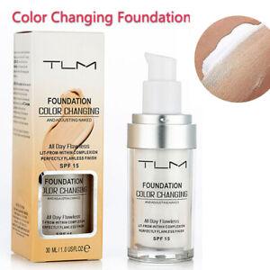 Le-maquillage-de-base-liquide-TLM-Color-de-30ml-change-le-teint-de-votre-peau-en