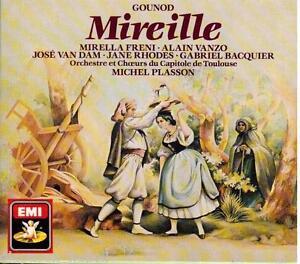 Gounod-Mireille-Plasson-Freni-Vanzo-Van-Dam-Bacquier-CD-Emi