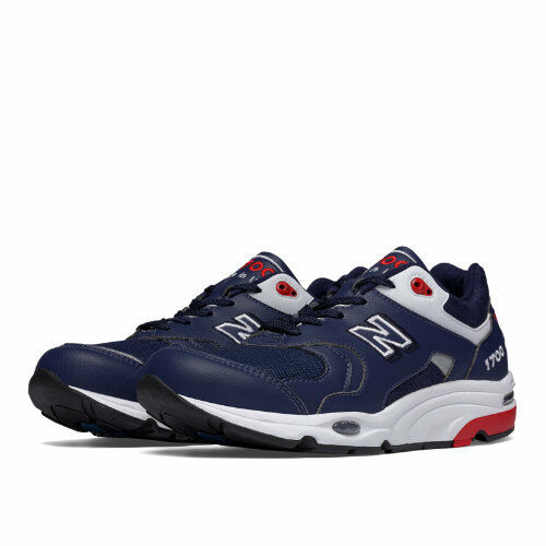 NEW New Balance Uomo 1700 Heritage M1700CME Navy/White Navy/White Navy/White New Made in USA Sz 5 D 0dc77f