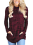 Women-039-s-Long-Sleeve-Hoodie-Sweatshirt-Sweater-Hooded-Jumper-Coat-Pullover-Tops thumbnail 7