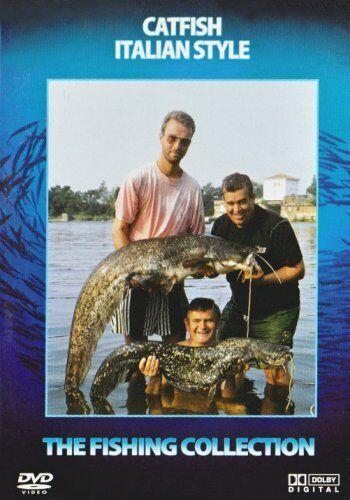 Fishing - Catfish Italian Style (DVD, 2006) new freepost