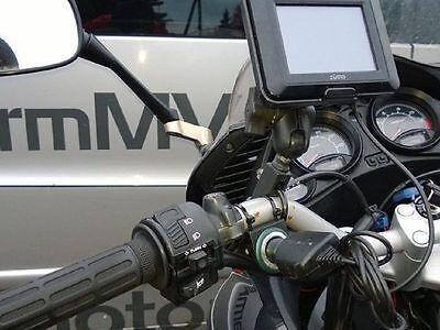 12V Steckdose Motorrad Honda NC 700 CB 500 X XL V 700 1000 Transalp Varadero 125