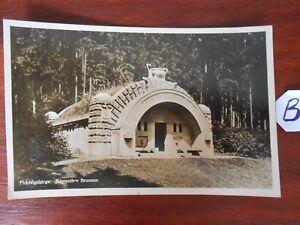 Carte Postale Beyern Fichtelgebirge Bayreuther Puits-afficher Le Titre D'origine