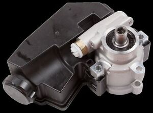 Power Steering Pump for Jeep Grand Cherokee 01-04 Includes Reservoir