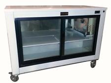 Cooltech Sliding Glass Doors Back Bar Worktop Display Cooler 60
