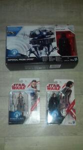 Star Wars Force Link Impérial Droid Avec Vador Rey Kylo Ren Neuf