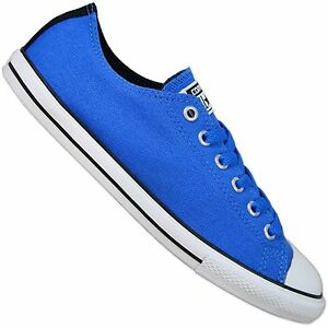 CONVERSE CT East coater All Star Chuck Taylor Ox Scarpe Casual Sneaker donna 38