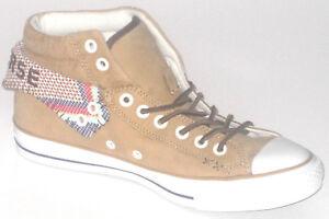 Eur Converse Hombre Mid 135867c 37 4 Zapatillas 5 Uk Wheat Pc2 de deporte Ct Et77qH