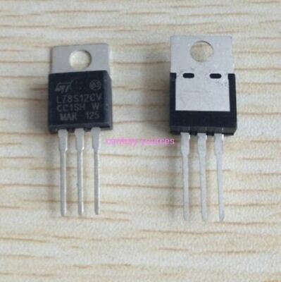 15 v 7915 to-220-3, STMicroelectronics-l7915cv-IC V REG