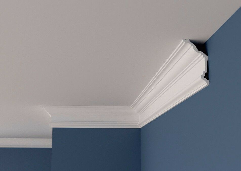 XPS Lightweight Coving Cornice BSX1 Decoration Cheapest MANY LARGE GrößeS QUALITY