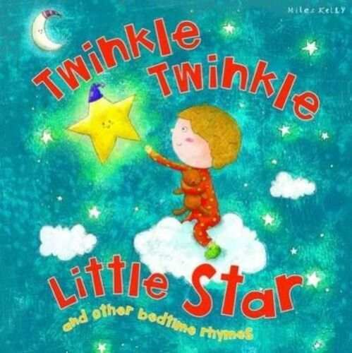 """1 of 1 - """"AS NEW"""" My Rhyme Time Twinkle Twinkle Little Star and other bedtime rhymes (Lit"""