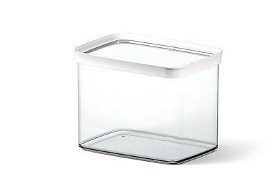 Emsa 4er Set OPTIMA Vorratsdose Vorratsbox Frischhaltedose 1L Vorratsgefäß dicht