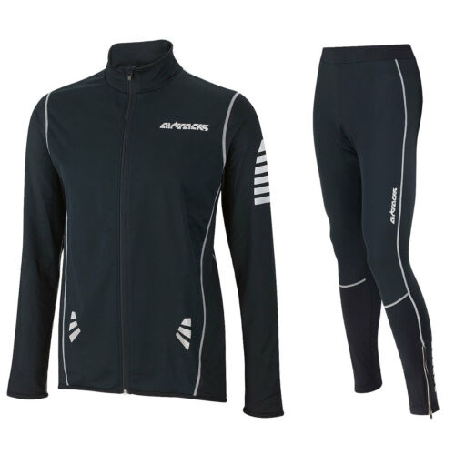 Airtracks invierno radtrikot set pro//Thermo camiseta bicicleta Cycling culotte//windstopper