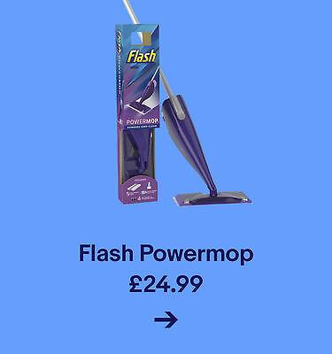 Flash Powermop for £24.99